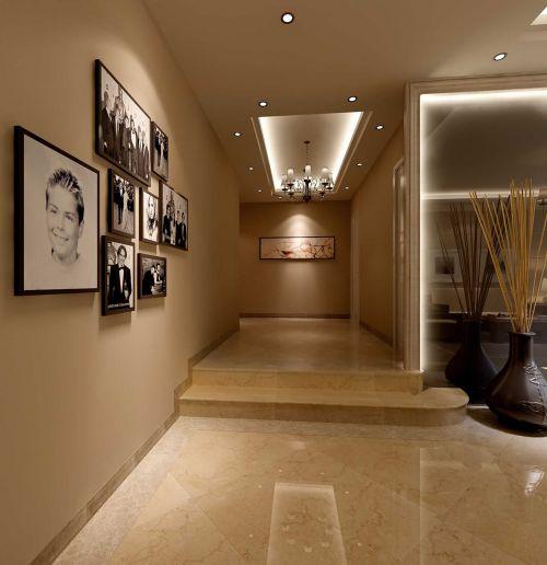 典雅客厅过道设计