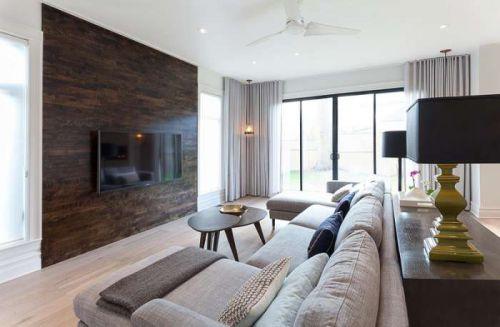 现代古典客厅设计装修图片