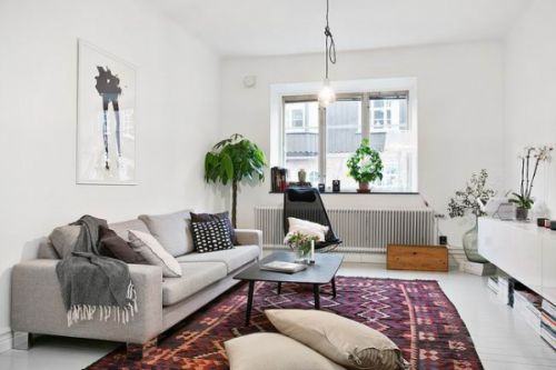 现代设计室内客厅装潢图片