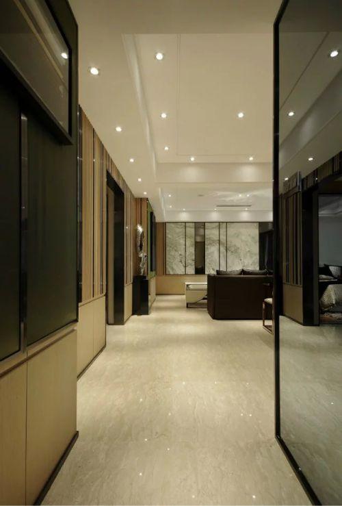 79平客厅过道地板效果图