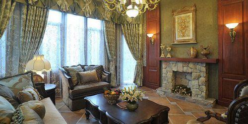 483平米大别墅客厅装饰设计