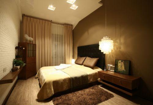 美式风格装修卧室图片欣赏