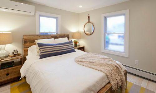 美式公寓卧室设计图片欣赏