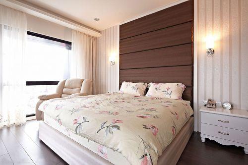 132平日式家居卧室设计图片
