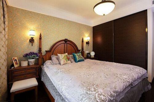 舒适日式风格卧室设计