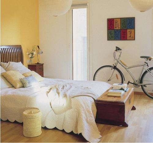 日式风格温馨卧室图片