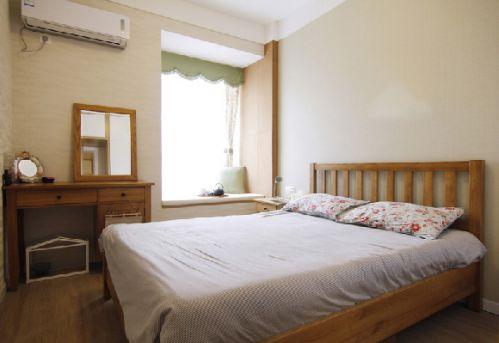 小户型日式简约卧室效果图
