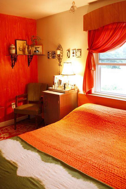 东南亚风情别墅卧室效果图片