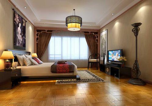 2015东南亚卧室设计图片展示