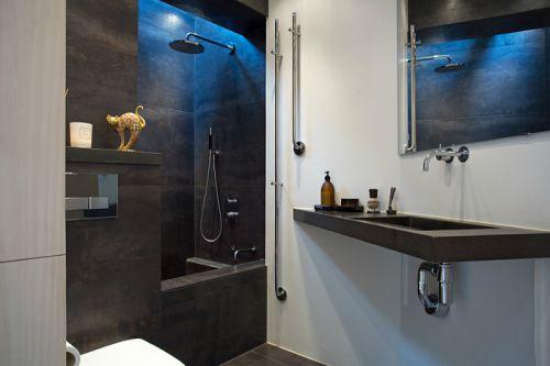 简欧风格复式卫生间设计