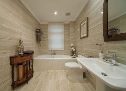 别墅卫生间设计图片