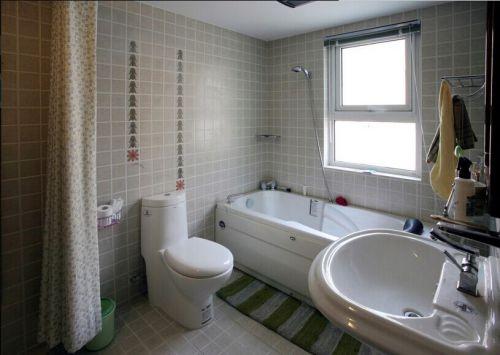 欧式别墅卫生间设计