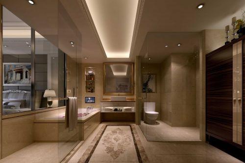 卫生间美式简约风格装修