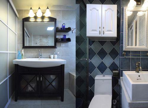 自然美式家居卫生间设计