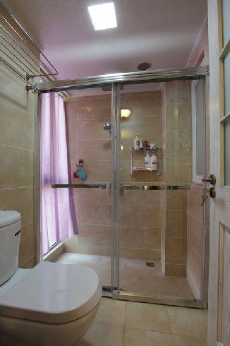 二居室卫生间设计效果图