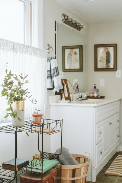 96平米混搭风格两居室卫生间面盆图