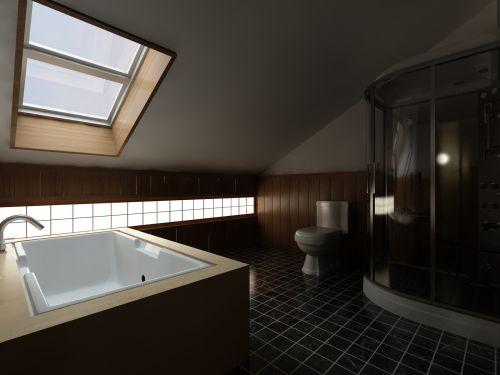 72平米舒适混搭风格小户型卫生间马桶图