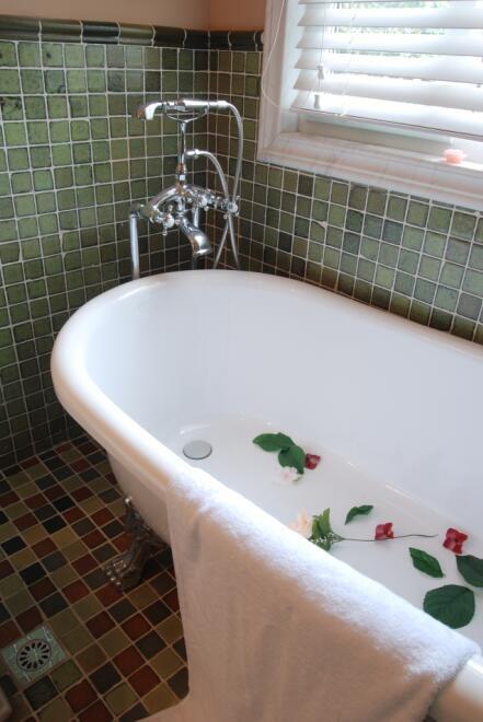 80平欧式田园风格浴室效果图欣赏