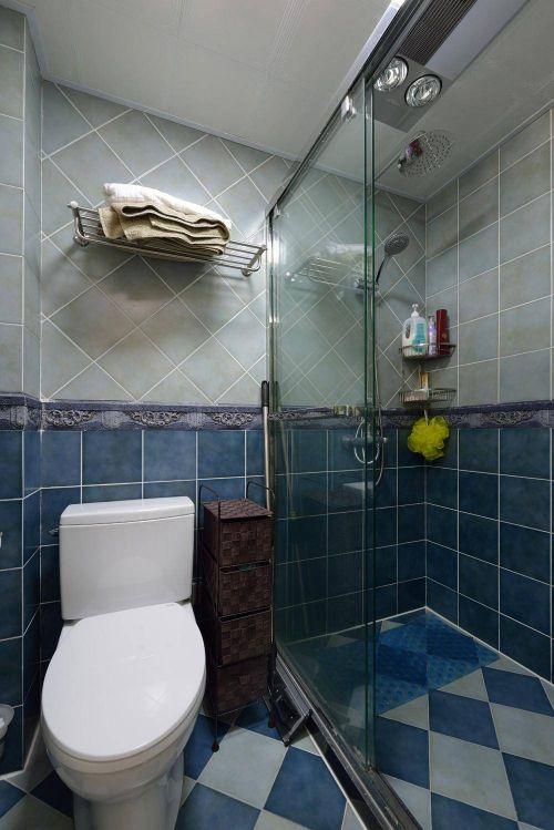 混搭小户型卫生间隔断图片