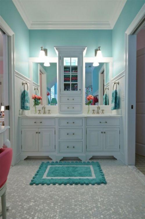 两居室卫生间洗手台设计
