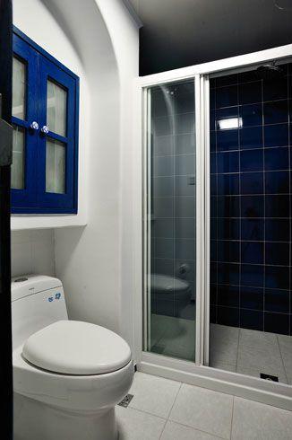 纯美自然住宅卫生间马桶图片