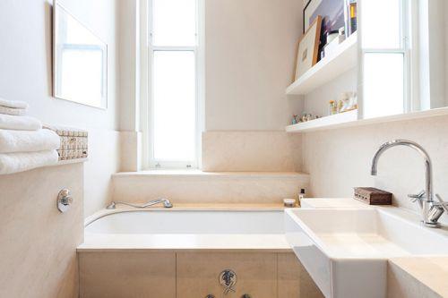 小户型简欧风格卫生间设计