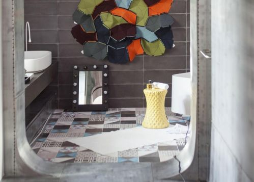 122平简欧风格别墅卫生间设计