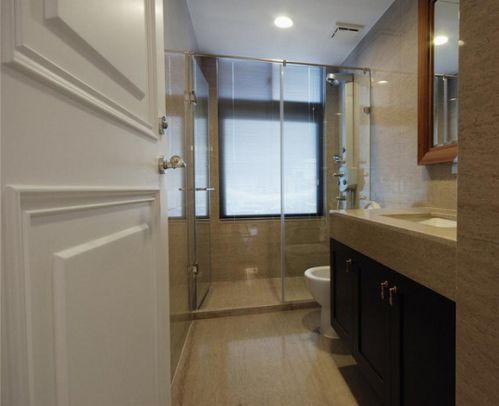 欧式设计风格卫生间装修