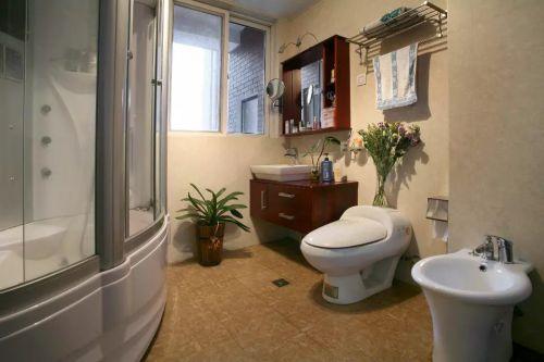 东南亚风格卫生间浴室效果图