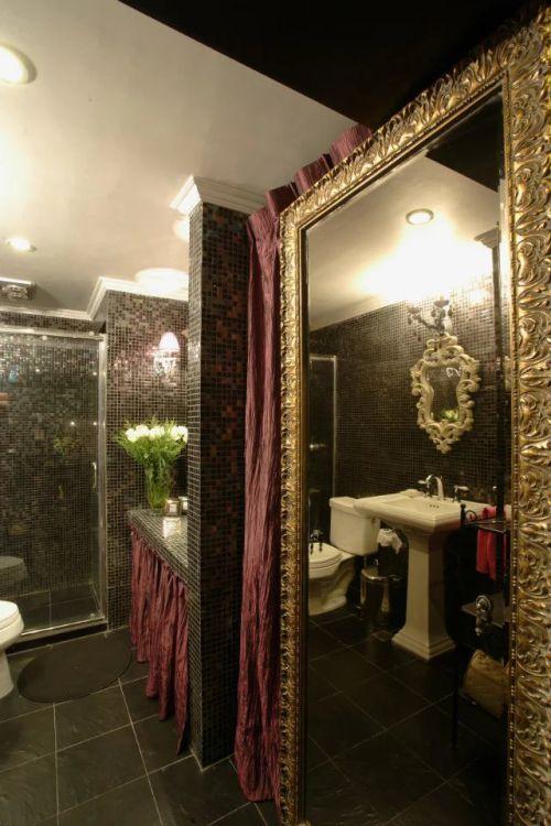 东南亚卫生间瓷砖设计图片