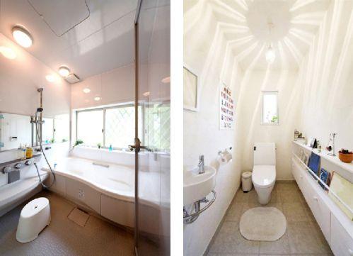 日式简约风公寓卫生间图片大全