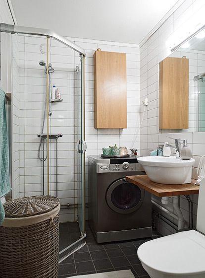 北欧风格公寓卫生间效果图片