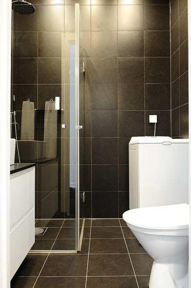 北欧公寓卫生间装修效果图