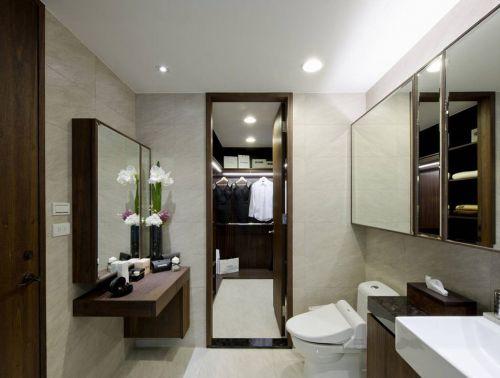 新古典精致卫生间设计