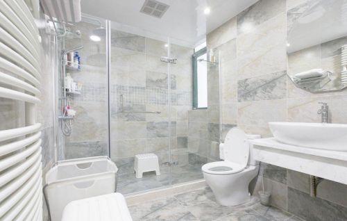 新古典风格卫生间装饰图片