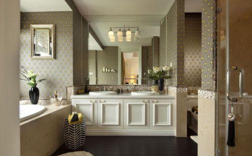 法式新古典装修风格卫生间设计