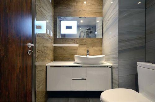 新古典卫生间浴室柜装修