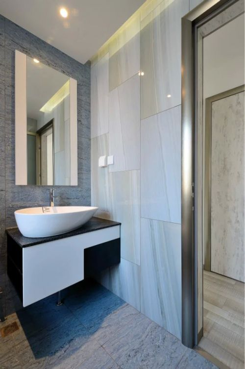 新古典卫生间浴室镜图片