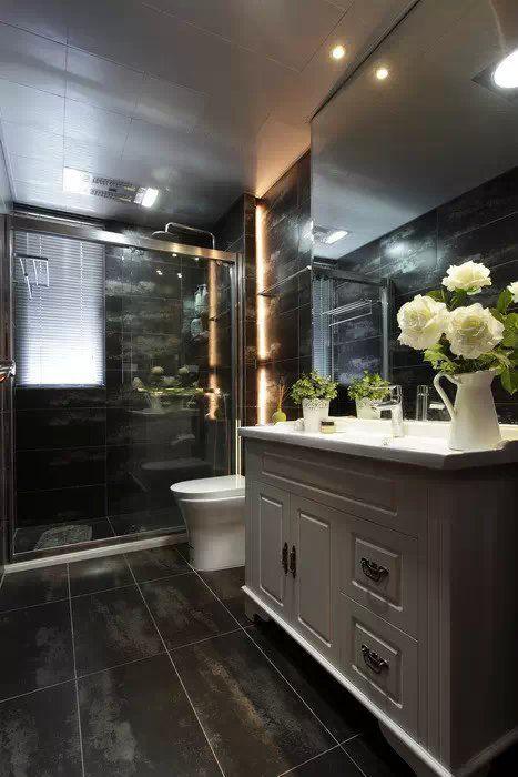 新古典设计风格卫生间图片