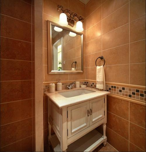 新古典风格卫生间图片