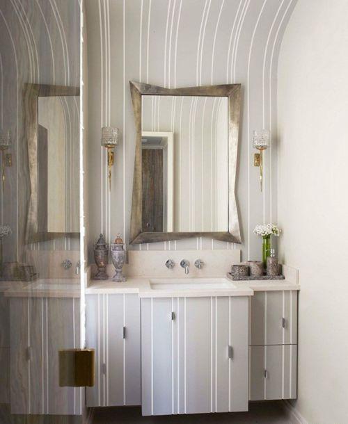 新古典风格卫生间浴室柜图片