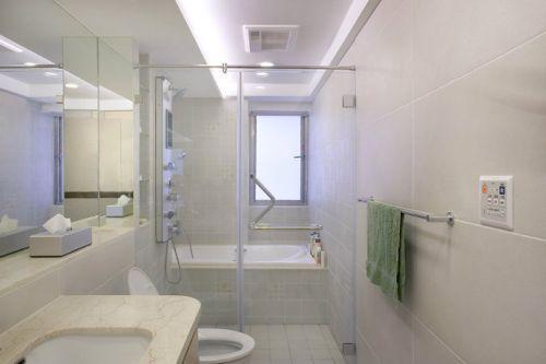 新古典风卫生间设计大全