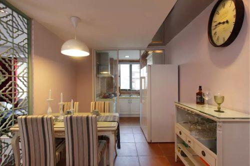 家装餐厅设计效果图厨房