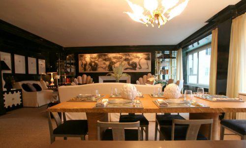 混搭家居餐厅装饰效果图