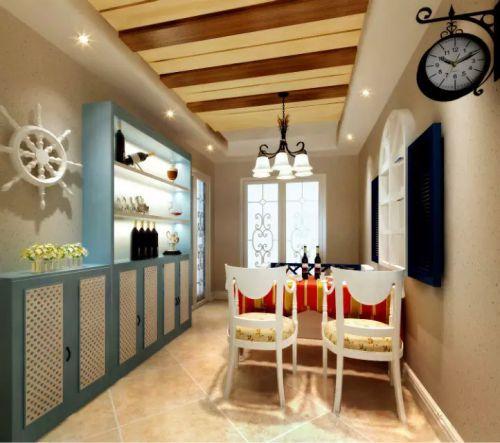 普罗旺斯情怀 地中海风格餐厅