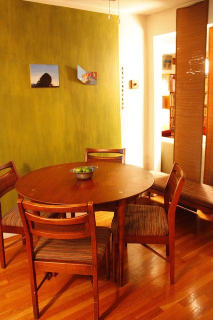 东南亚风情别墅室餐厅图片