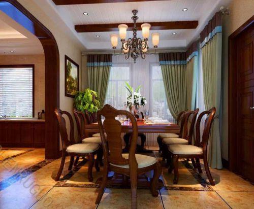 餐厅新古典风格设计
