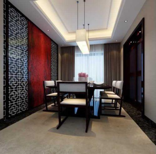 东南亚风格餐厅图片欣赏