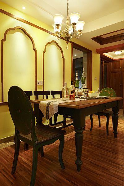 餐厅东南亚风格设计