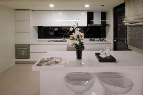 日式家居厨房效果图片